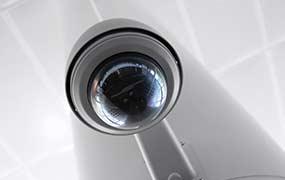 Beveiliging en camera-inspectie