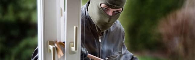 Daling criminaliteit door inbraakpreventie