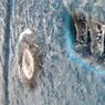 bevroren slot